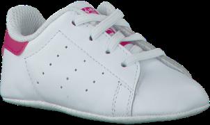 Witte Adidas Babyschoenen STAN SMITH CRIB