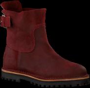 Rode Shabbies Enkellaarsjes 181020134