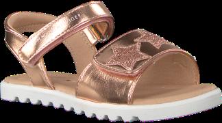 Gouden Tommy Hilfiger Sandalen Velcro Sandal