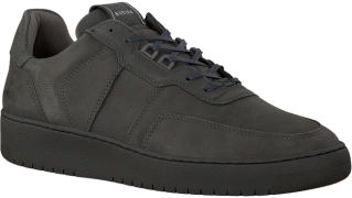Grijze Nubikk Lage Sneakers Yucca Ace