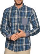 Desigual Overhemd Regular fit in blauw voor Heren, grootte: S